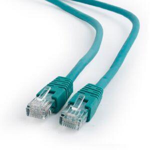 Сетевой кабель Gembird Cablexpert UTP cat.6 0.25m Green PP6U-0.25M/G