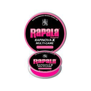 Rapala Леска Rapala Rapinova-X Multi Game 0.16mm 150m 9.4kg Pink RLX150M10PK
