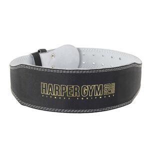 Пояс Harper Gym Jabb JE-2623 узкий Leather M Black 311061