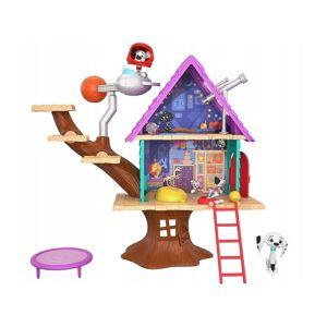 Кукольный домик Mattel 101 Dalmatians Домик на дереве GDL88