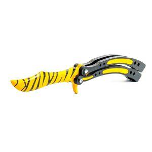 Нож-бабочка Maskbro Зуб тигра 12-118