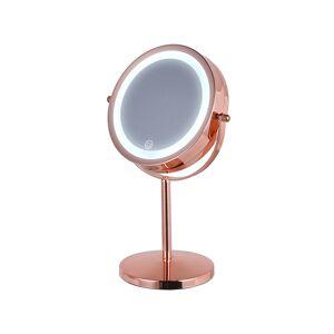 Зеркало косметическое Hasten HAS1813 с подсветкой