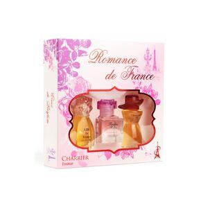 CHARRIER PARFUMS Romance de France 3 шт. CHARRIER PARFUMS