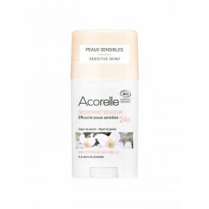 Acorelle Дезодорант-стик Сердце жасмина