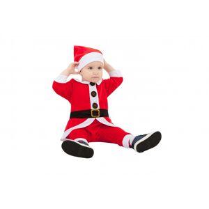 Пуговка Карнавальный костюм Санта Ладушки-Игрушки 6008 к-19