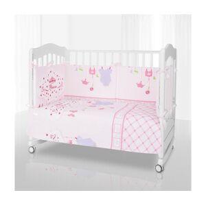 Eco Line Комплект в кроватку Eco Line Princess (6 предметов)