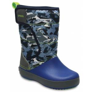 Kids' LodgePoint Graphic Snow Boot