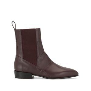 3.1 Phillip Lim ботинки Dree  - Фиолетовый - Size: 38,5