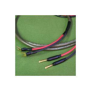 Ecosse Cables MS2.3 Monocrystal med spadar 2 x 3 meter Grön