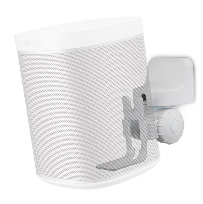 Alphason Sonos Play:1 Wall Bracket Vit