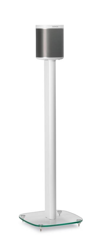 Alphason Sonos Play:1 Floorstand Vit