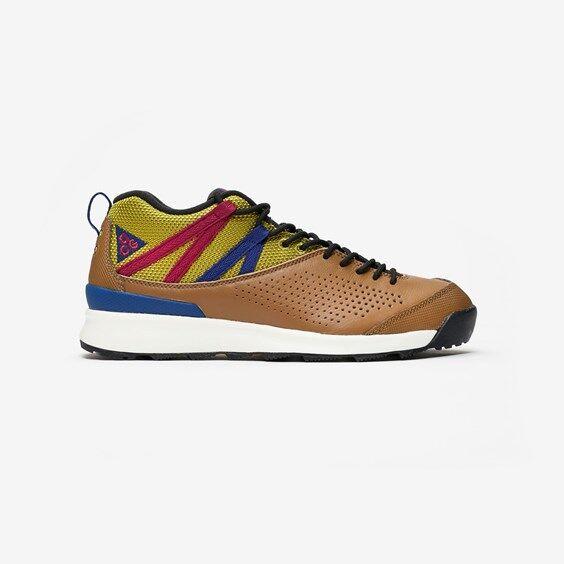Nike Okwahn Ii för män i brunt 45.5 Brown