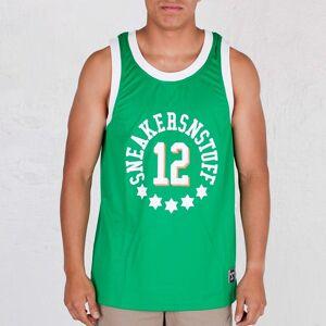 K1x Noh Jersey Sneakersnstuff för män i grönt S Green