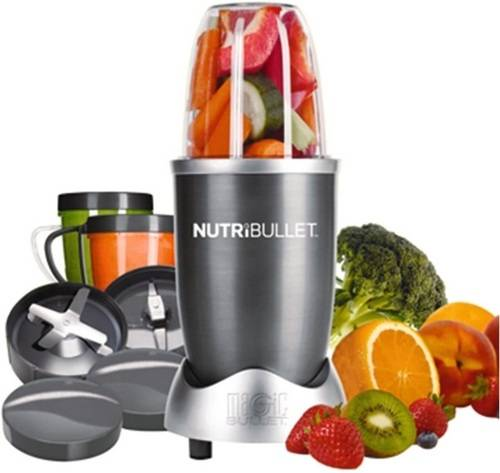 NutriBullet 600W Grey 12 pcs.