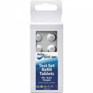 Activ Pool Pool Refill Aktiv Llt Tabletter 30 Pack