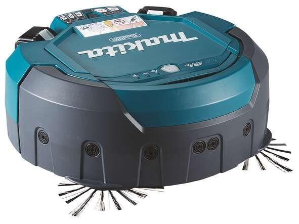Makita Robotdammsugare Drc200z 18v X2 Utan Batteri & Laddare