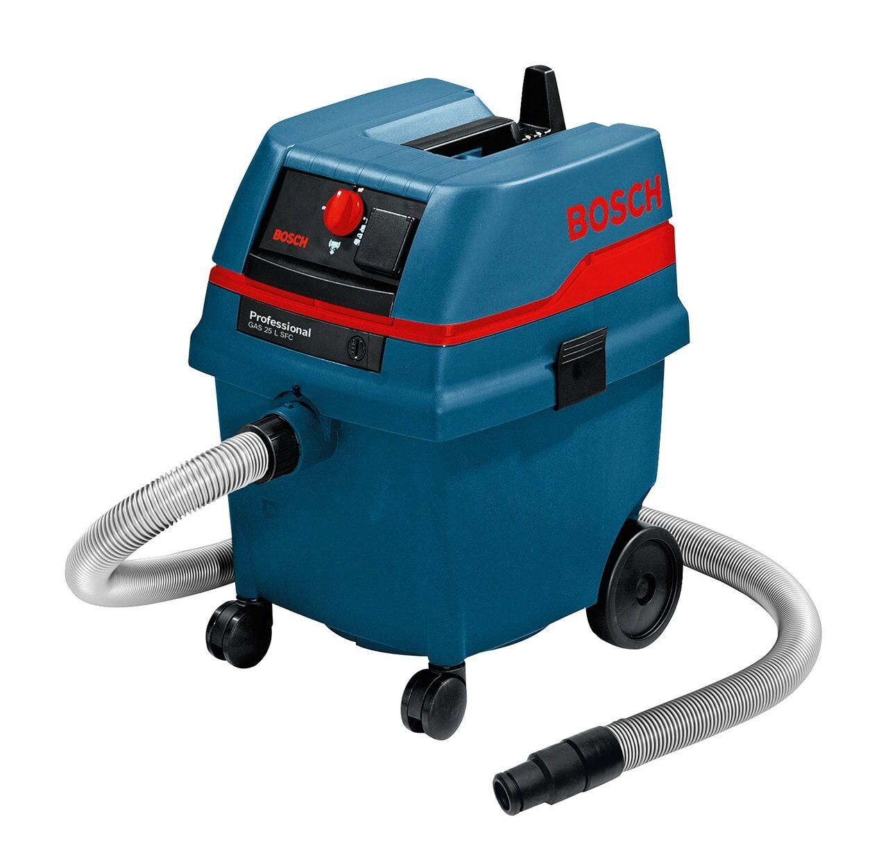 Bosch Grovdammsugare Gas 25 L Sfc+