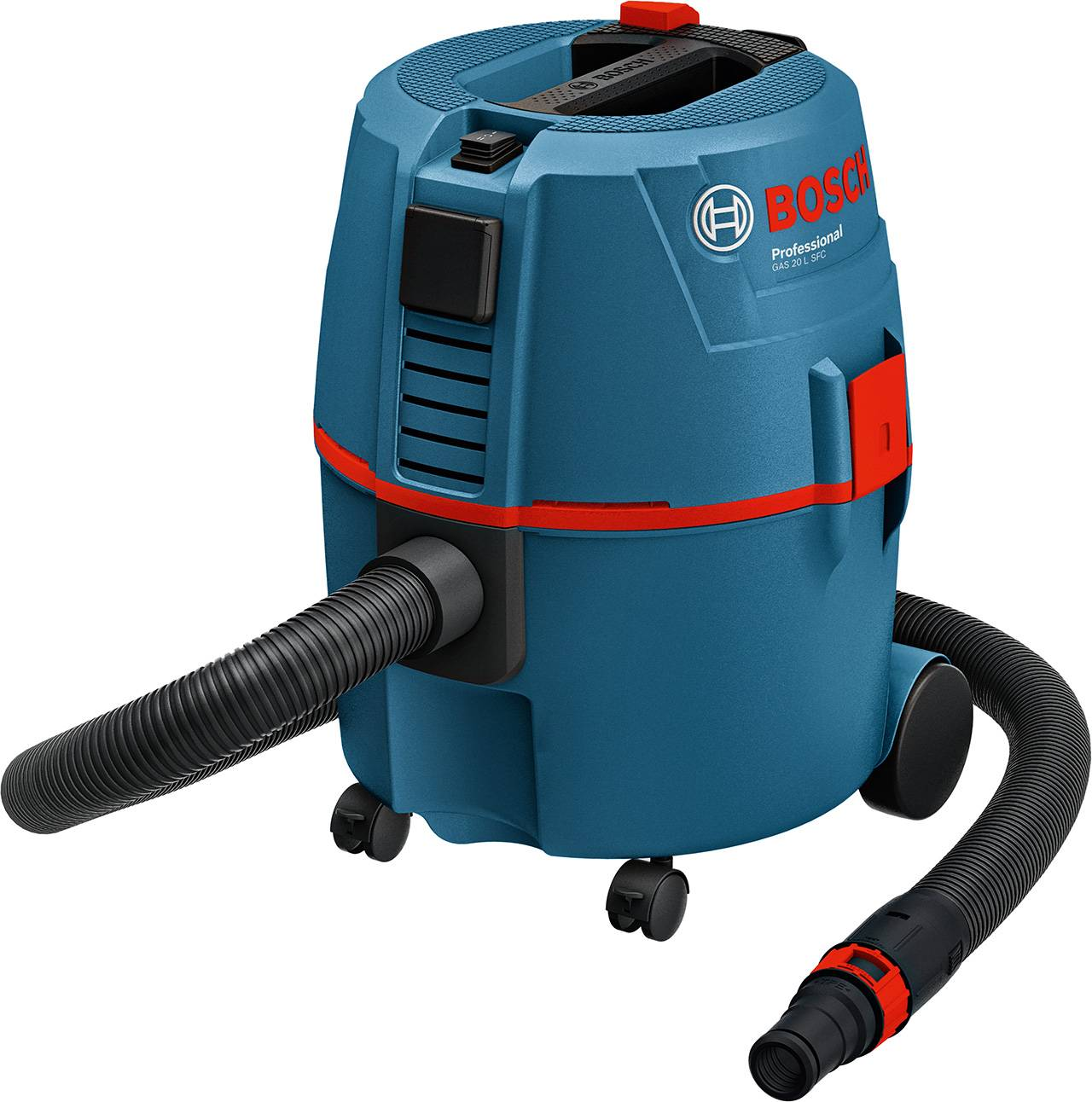 Bosch Grovdammsugare Gas 20 L Sfc+