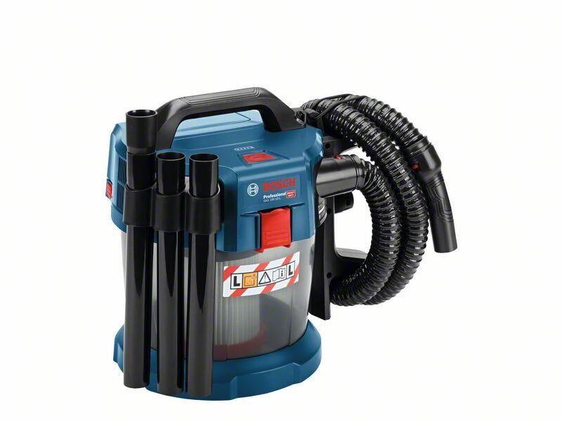 Bosch Dammsugare Gas 18v-10 Utan Batteri & Laddare