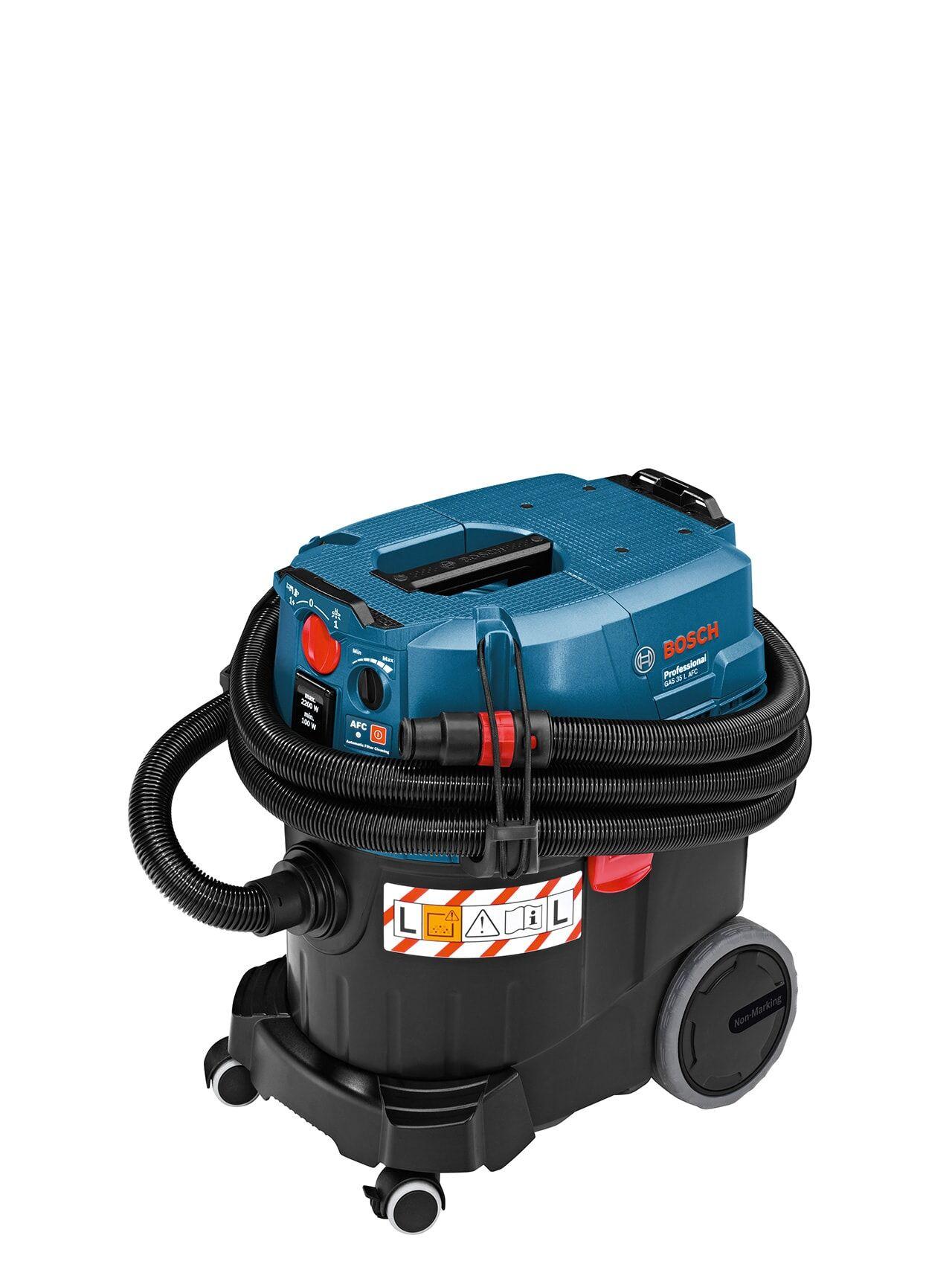 Bosch Grovdammsugare Gas 35 L Afc
