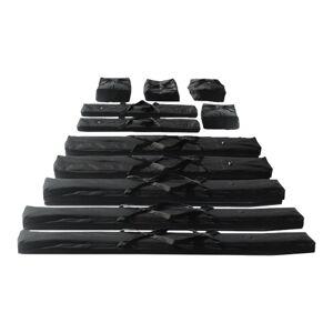 taltpartner.se Förvaringsväskor 3 480g/m² oxford tyg svart