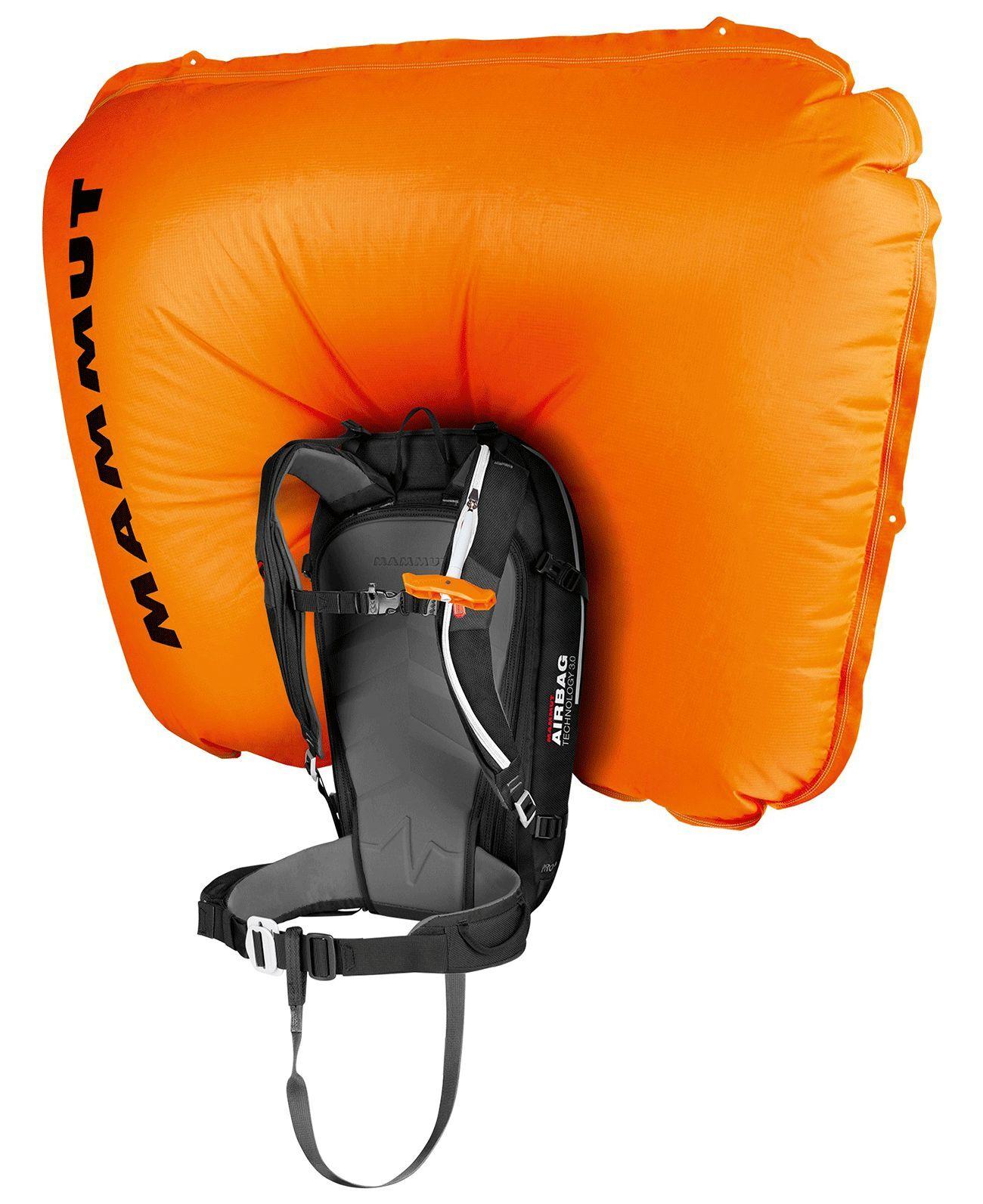 Mammut Pro Removable Airbag 3.0 45L - Ryggsäckar - Svart