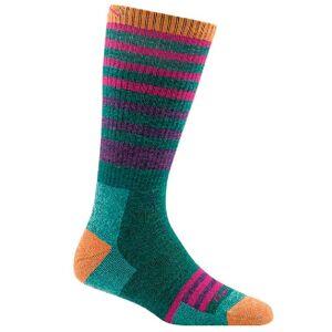 Darn Tough Gatewood Boot Sock Ws - Strumpor - Grön - M