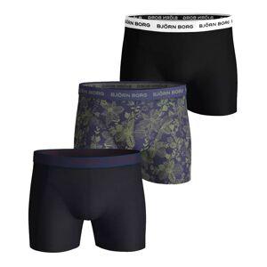 Björn Borg BB Fiji Flower 3pk - Boxershorts - XL