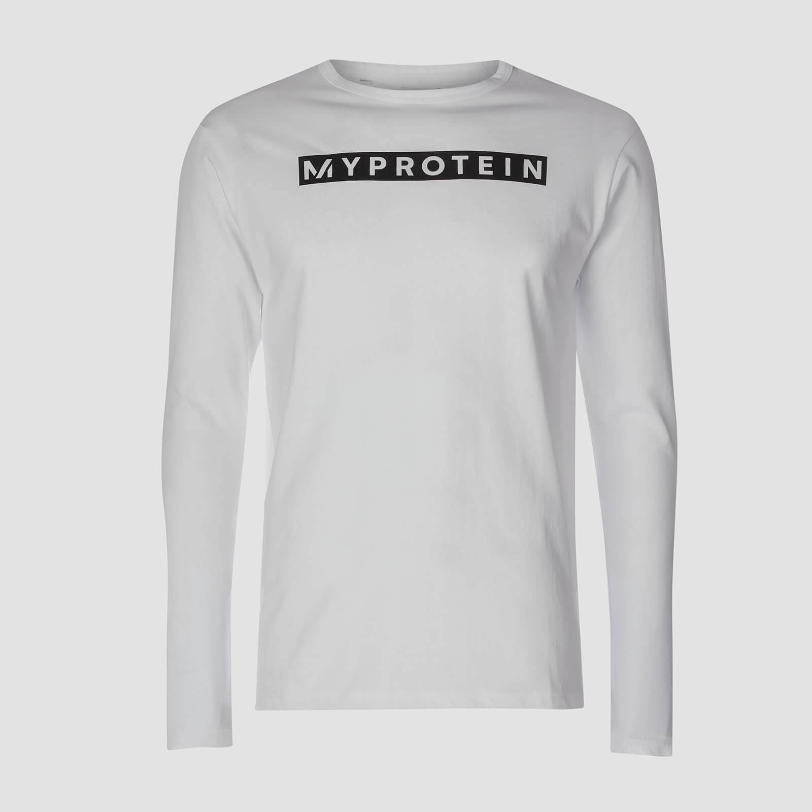 MP The Original Long Sleeve T-Shirt - Vit - S