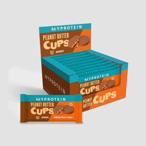 Myprotein Peanut Butter Cups - 10 x 42g - Milk Chocolate