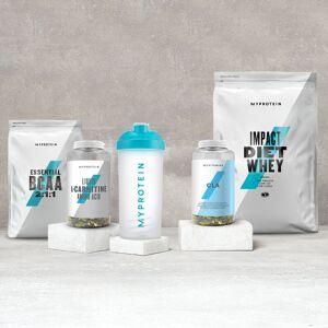 Weight-Loss Essentials Bundle - Blue Raspberry 250g - Chocolate 1kg