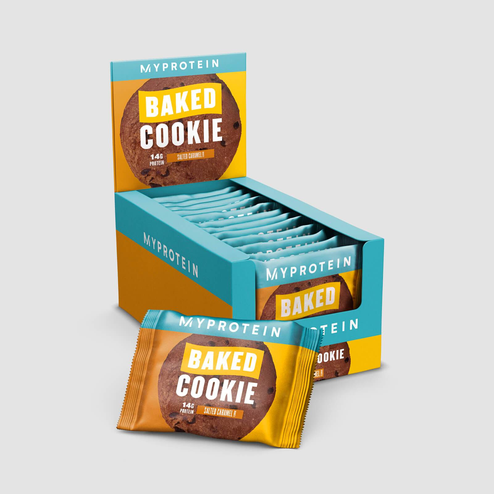 Myprotein Baked Protein Cookie - Ny - Salted Caramel