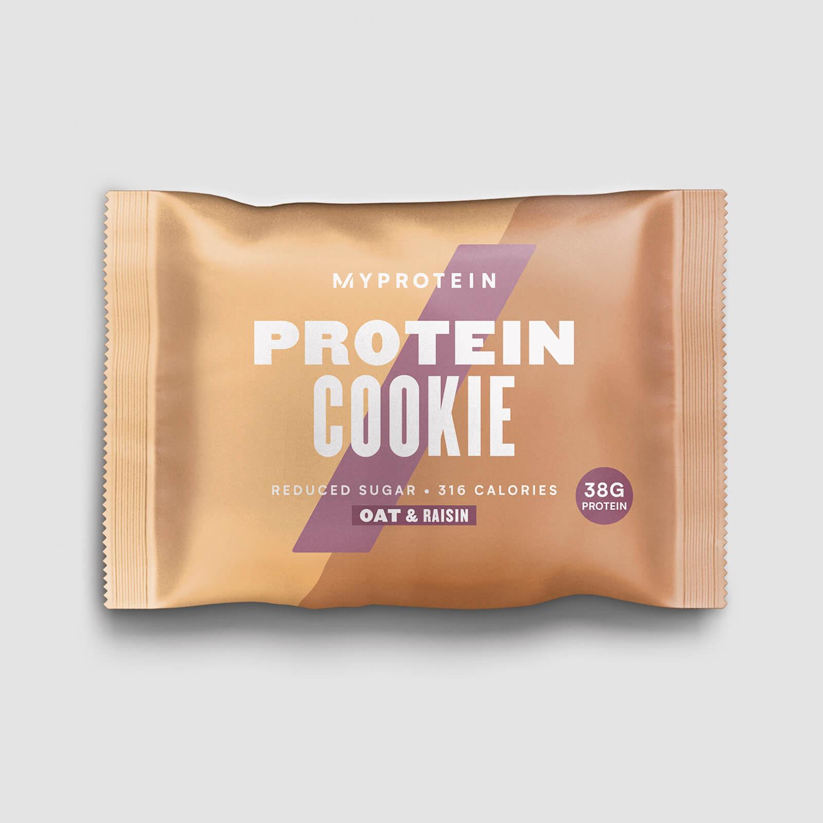 Myprotein Protein Cookie - Oat & Raisin