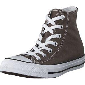 Converse Chuck Taylor All Star Hi Canvas Charcoal, Skor, Sneakers och Träningsskor, Höga sneakers, Brun, Unisex, 42