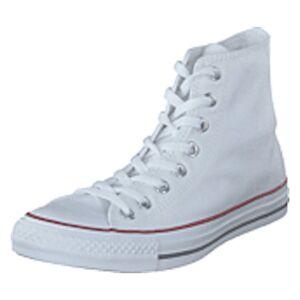 Converse All Star Canvas Hi Optical White, Shoes, vit, EU 43
