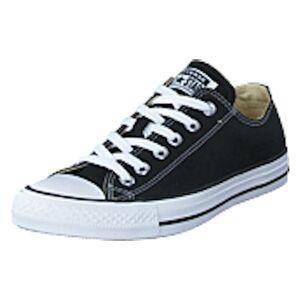 Converse Chuck Taylor All Star Ox Canvas Black, Shoes, svart, EU 39,5