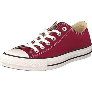 Converse Chuck Taylor All Star Ox Canvas Maroon, Skor, Sneakers och Träningsskor, Låga sneakers, Rosa, Unisex, 36