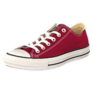 Converse Chuck Taylor All Star Ox Canvas Maroon, Shoes, rosa, EU 42