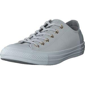 Converse Chuck Taylor All Star Pure Platinum/wolf Grey, Skor, Sneakers och Träningsskor, Låga sneakers, Grå, Dam, 39