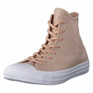 Converse Chuck Taylor All Star Particle Beige/silver/white, Shoes, beige, EU 38