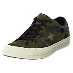 Converse One Star Herbal/light Gold/egret, Shoes, beige, EU 37