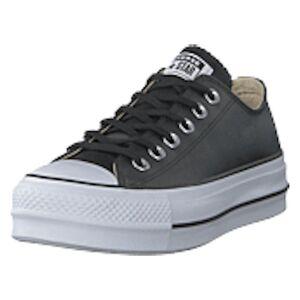 Converse Chuck Taylor All Star Lift Black, Shoes, blå, EU 41