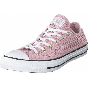 Converse Chuck Taylor All Star Ox Plum Chalk/white/black, Skor, Sneakers och Träningsskor, Låga sneakers, Rosa, Vit, Dam, 38