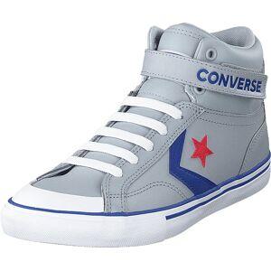 Converse Pro Blaze Strap Ltr Hi Grey, Skor, Sneakers och Träningsskor, Höga sneakers, Blå, Unisex, 29