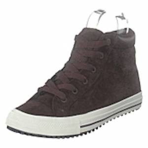 Converse Chuck Taylor All Star Pc Boot Burnt Umber/burnt Umber/egret, Shoes, brun, EU 34