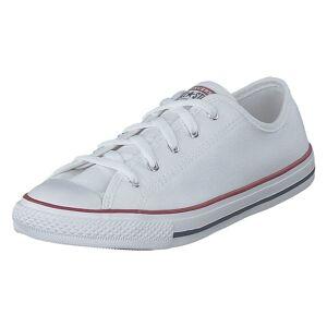 Converse Chuck Taylor All Star Dainty White, Dam, Shoes, vit, EU 41