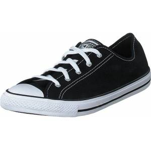 Converse Chuck Taylor All Star Dainty Black, Skor, Sneakers och Träningsskor, Låga sneakers, Svart, Dam, 36