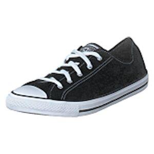Converse Chuck Taylor All Star Dainty Black, Shoes, svart, EU 36