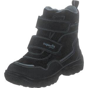 Superfit Snowcat Gore-tex Black, Skor, Kängor och Boots, Varmfodrade kängor, Svart, Barn, 31