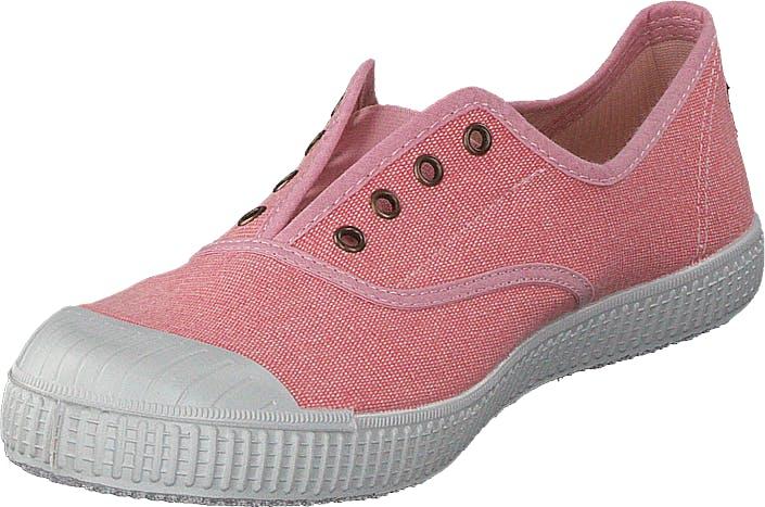 Kavat Brännö TX 24-30 Cerise, Skor, Sneakers & Sportskor, Låga sneakers, Beige, Rosa, Barn, 32